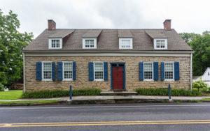 Van Deusen House in Historic Hurley NY